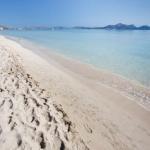 Playa de Muro, primer destino de playa en España según los viajeros