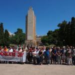 "Nace ""Sa Feixina Sí que tomba"" para impulsar el derribo del monumento"