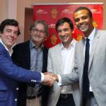 Trasmediterranea se suma al proyecto del Real Mallorca