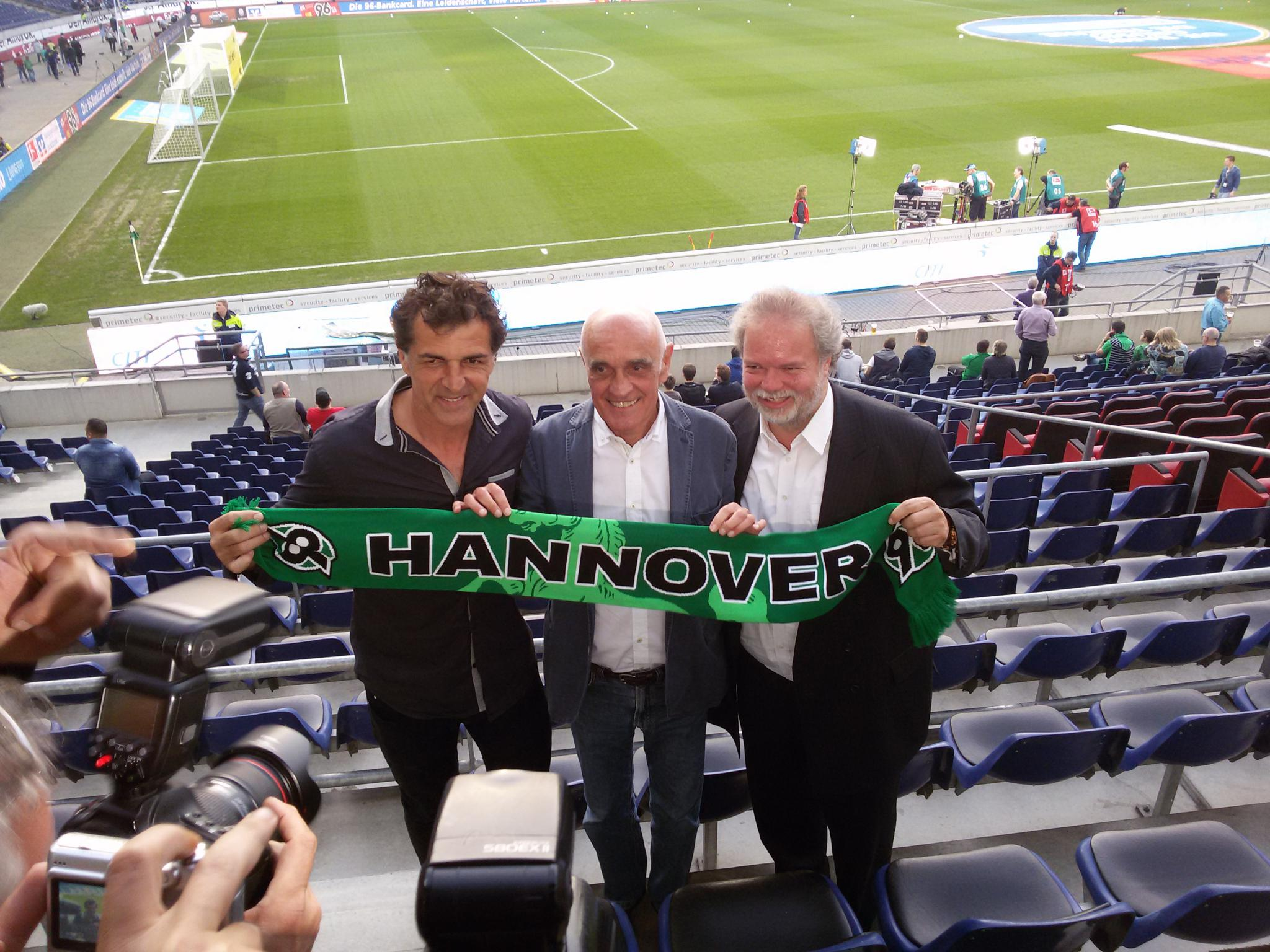 Kind Hannover Real Mallorca Kooperiert Mit Hannover 96