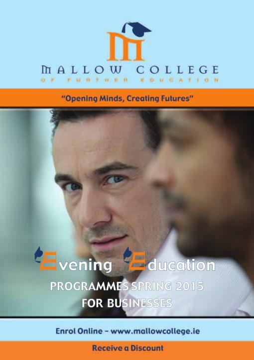 Mallow College Business Prospectus