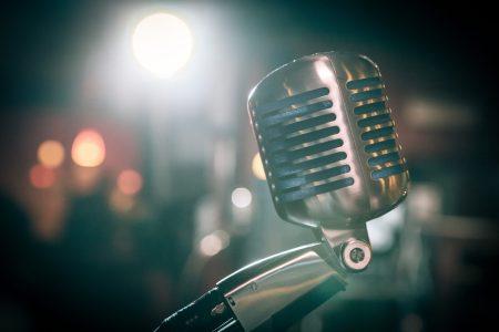 """""""Microphone"""" by saaste @Flickr"""