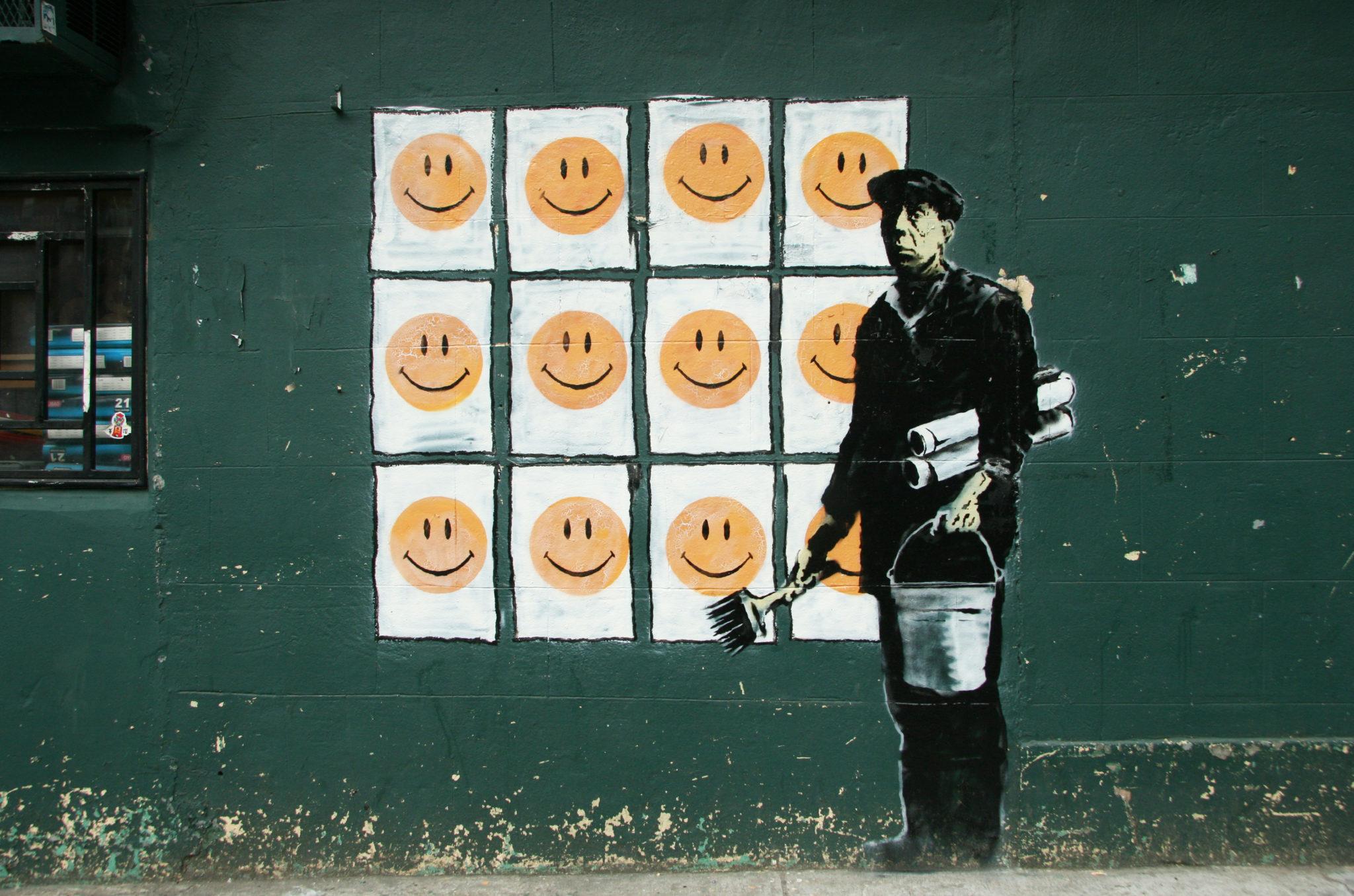 """Banksy"" by carnagenyc @Flickr"