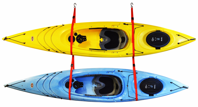 Slingtwotm Double Kayak Storage System