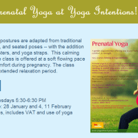 Prenatal Yoga classes in Malta