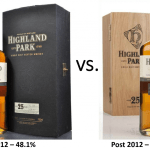 Highland Park 25 - Comparing Old (Pre 2012 - 48.1%) and New (Post 2012 - 45.7%)