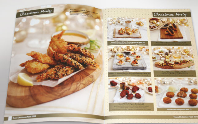 Maltings Studios Brochure Design The Maltings Studios - food brochure