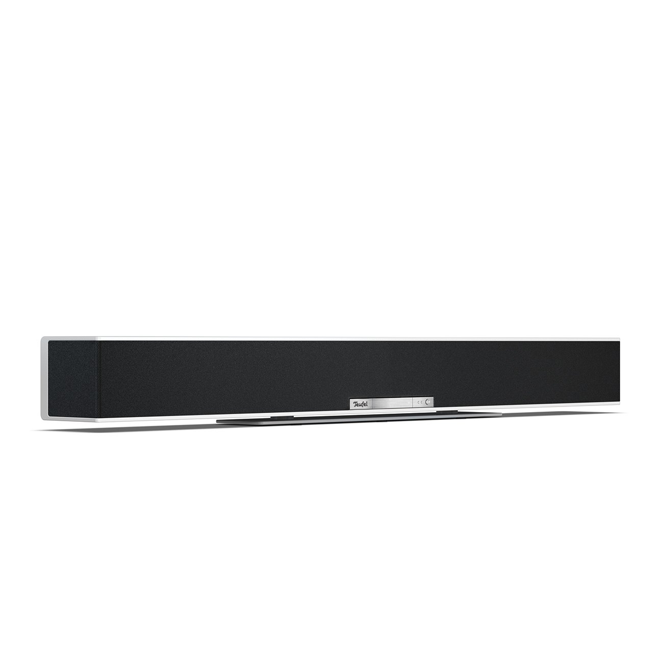 Soundbar Weiß Teufel 11132 Soundbar Streaming Hdmi Bluetooth Tv