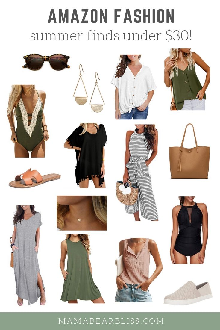 Amazon Fashion Amazon Fashion Finds Under 30 Mama Bear Bliss