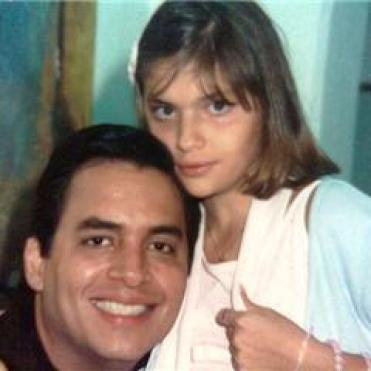 Daniel y María Victoria