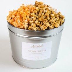 Annie B's Popcorn Tin