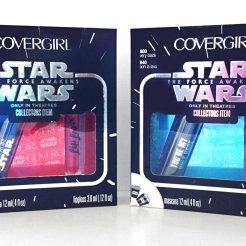 Set de Star Wars por Covergirl, de edición limitada