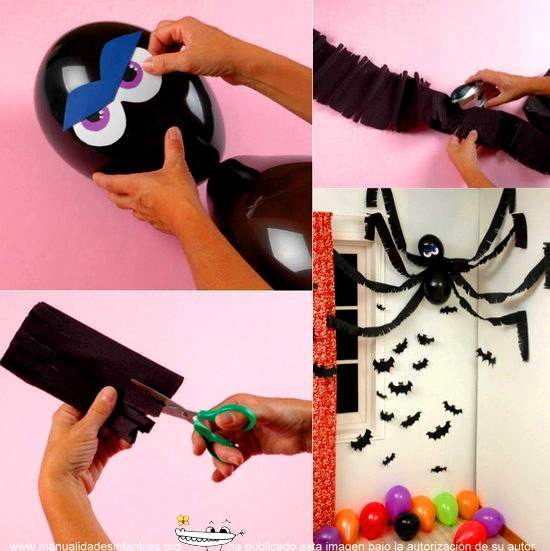 Ideas para decorar en halloween mam extrema - Manualidades para decorar halloween ...