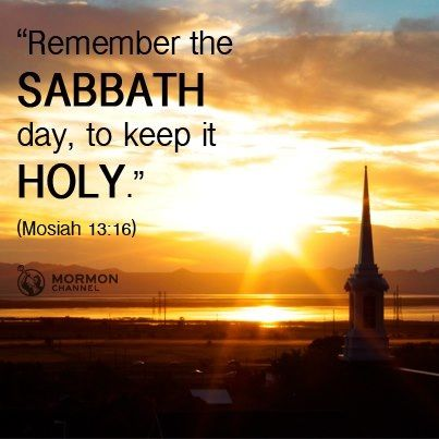 The Sabbath is for Revelation – By Contributor Mama Tami