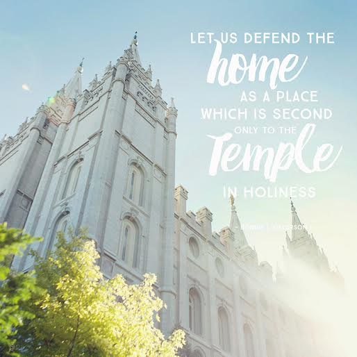 Patterned After the Temple – By Contributor Mama Susan