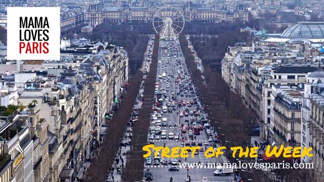 Paris Streets - Street of the Week