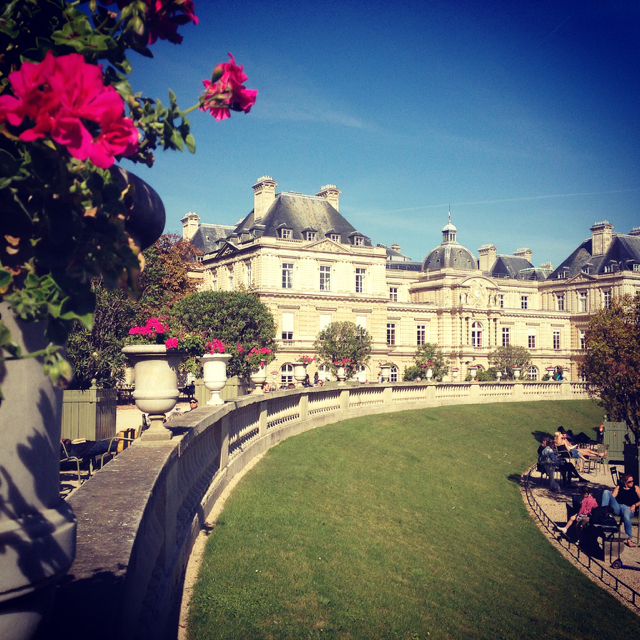 Where to take the kids this weekend in paris archives for Cafe jardin du luxembourg