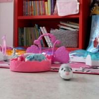 Les jouets de I. #7: Son village Zhu Zhu Pets - Emplettes #36