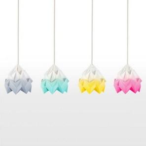 Suspension Papier Bicolore - Moth