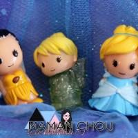 Ooshies des figurines à collectionner pour mettre du fun dans la trousse!
