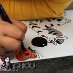 Album de coloriage Yaka Book