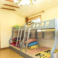 Une chambre pour deux, et les lits superposés alors?