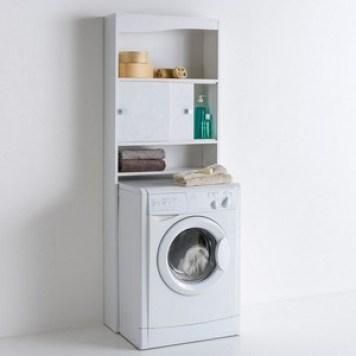 Etagère sur WC ou lave-linge Roselba