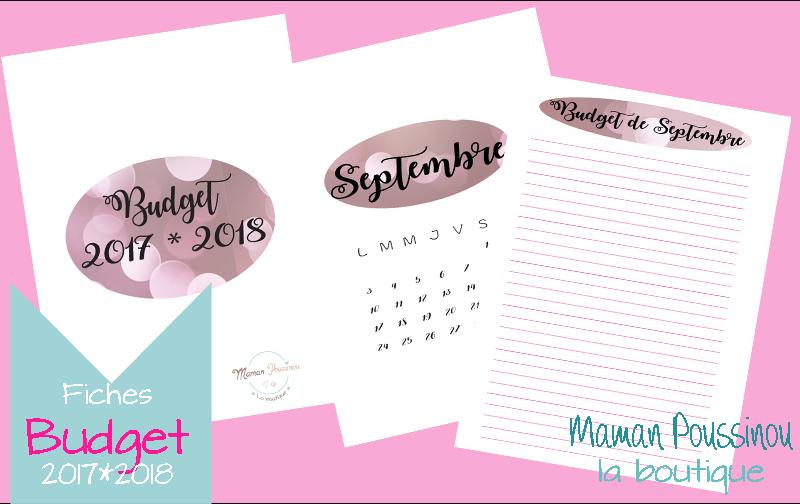 fiche budget sept 2017-aout 2018