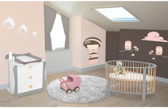 La chambre id ale pour un poussinet maman poussinou blog maman famille pr s de marseille - Temperature ideale pour chambre bebe ...