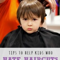 Tips to Help Kids Who Hate Haircuts