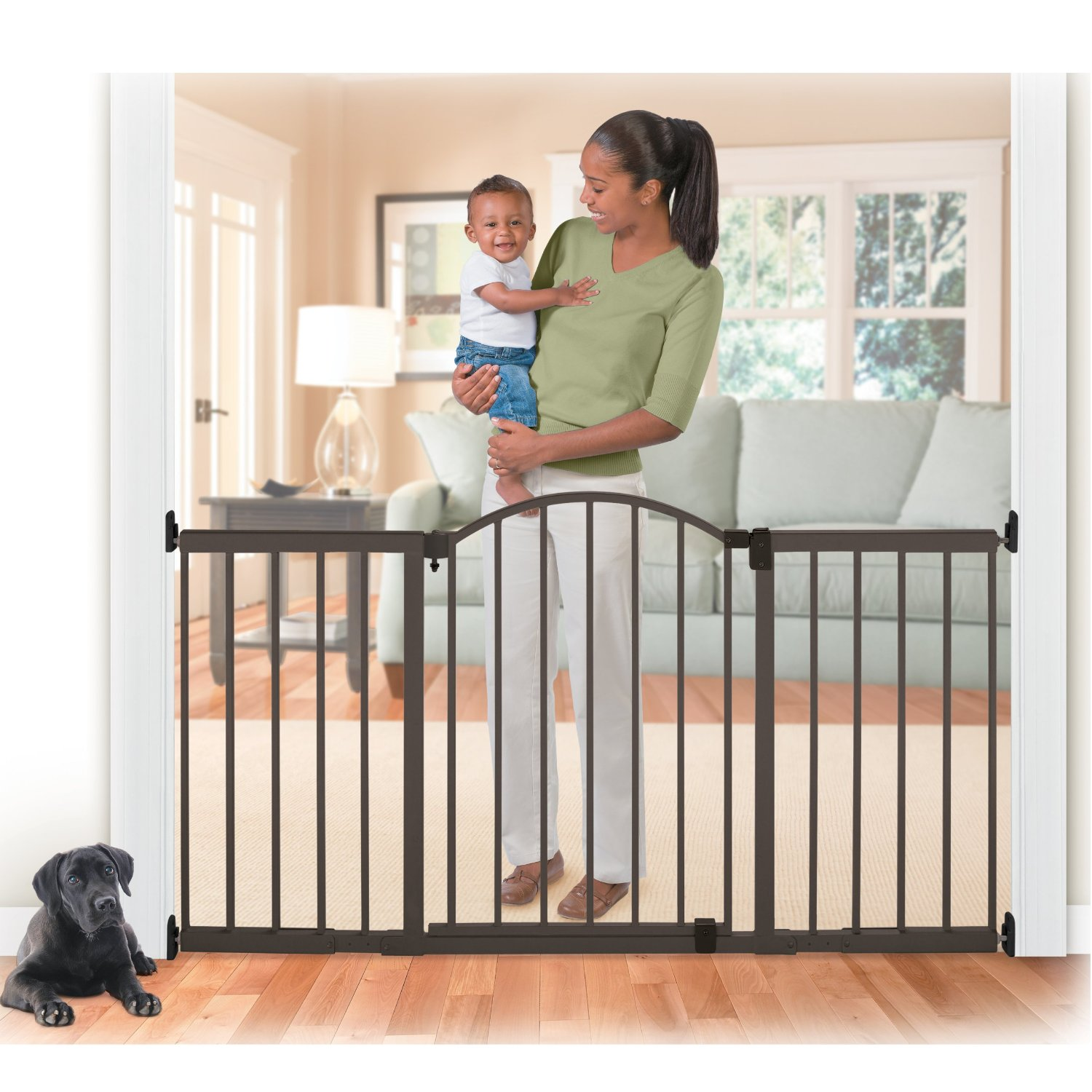 Breed Traphekje Extra Long Baby Gate Mamas Baby Store