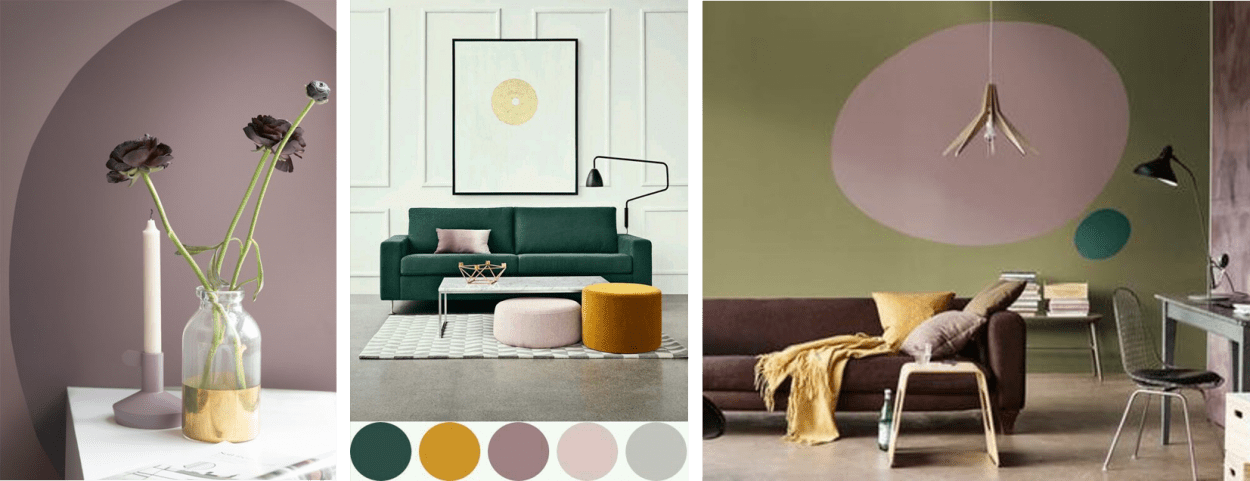 Interieur Trendkleuren 2018 Interieur Trends 2018 | Woontrends 2018