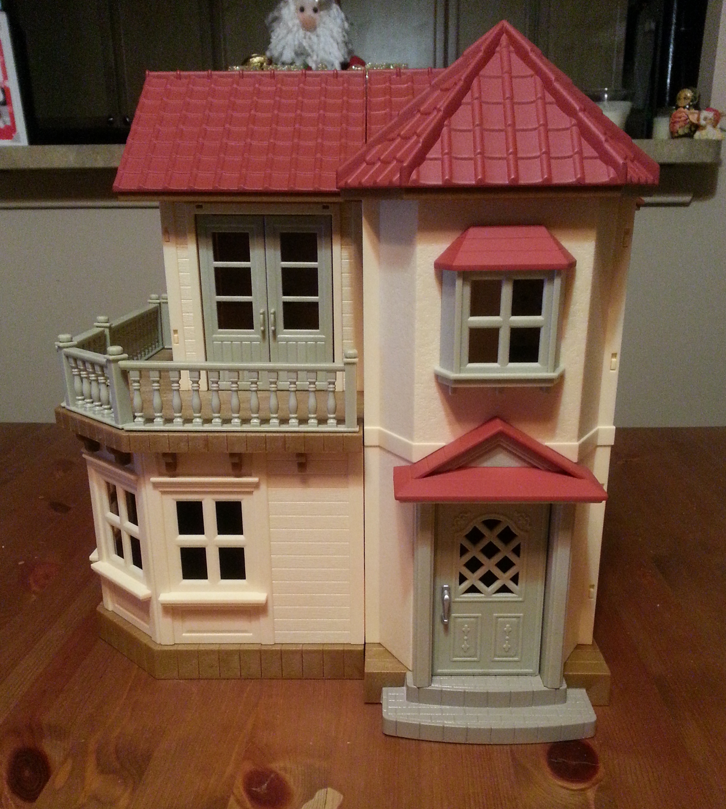 Fullsize Of Calico Critters House