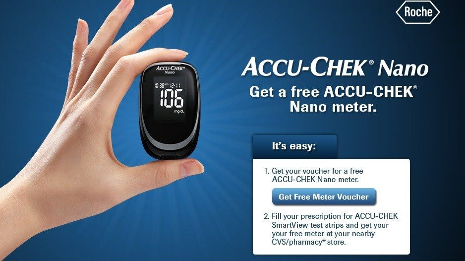 accu chek test strips cvs