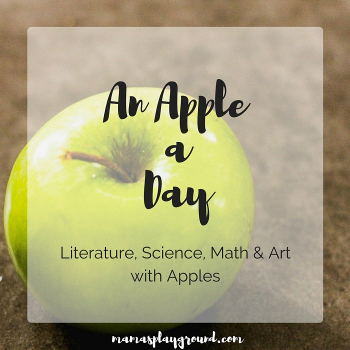 An Apple a Day Insta