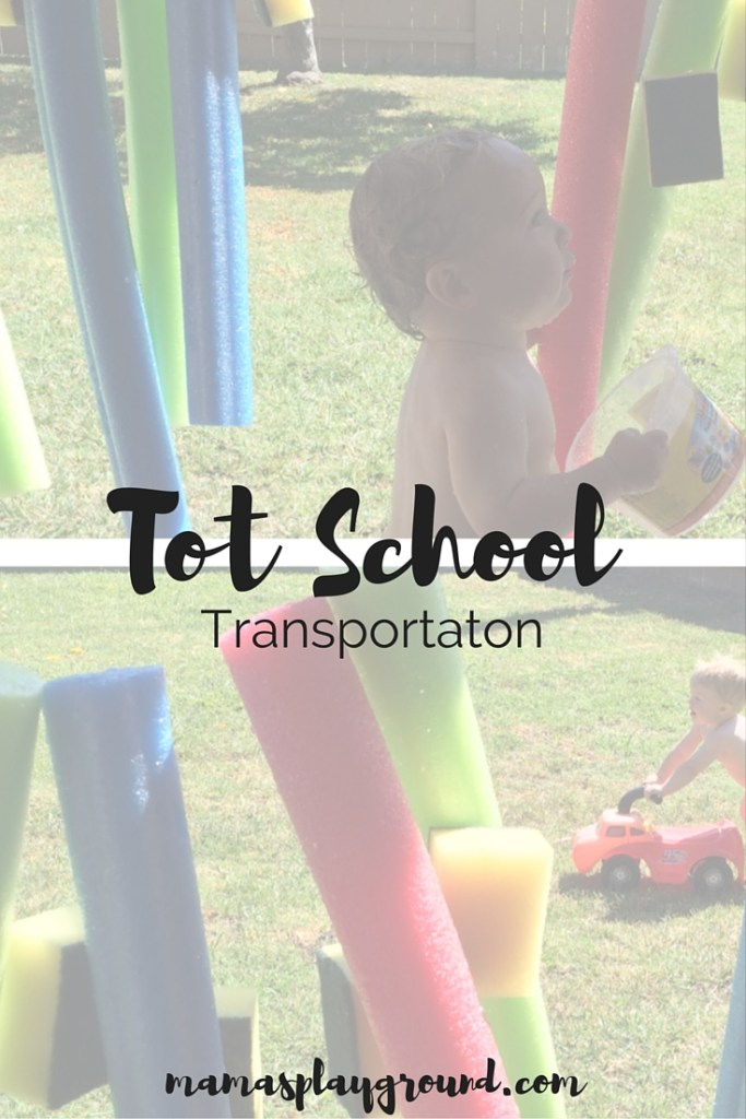 Tot School Transportation