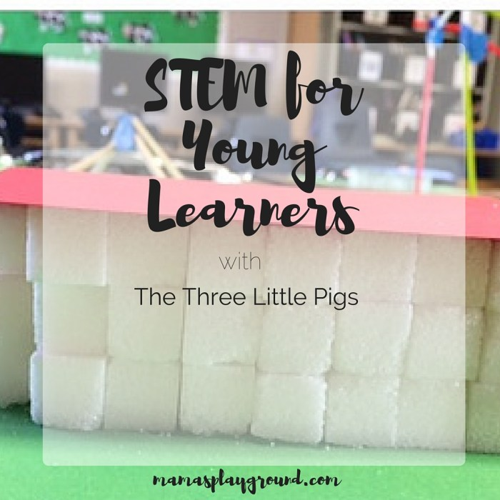 The Three Little Pigs Insta
