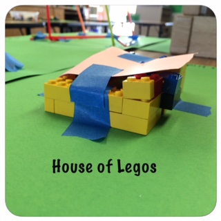 house of legos