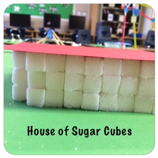 house of sugar cubes