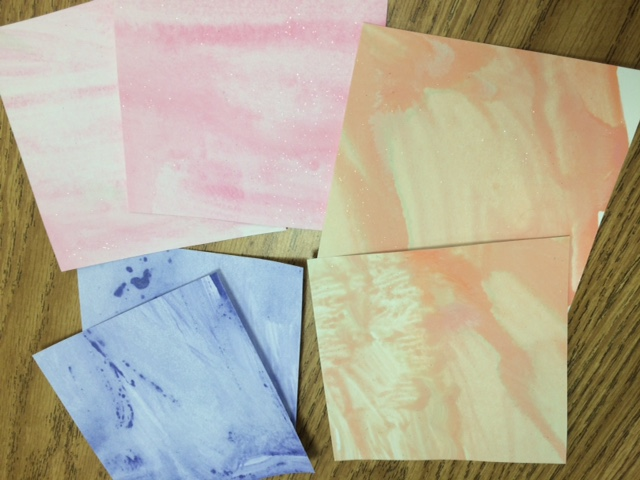 Water color paper