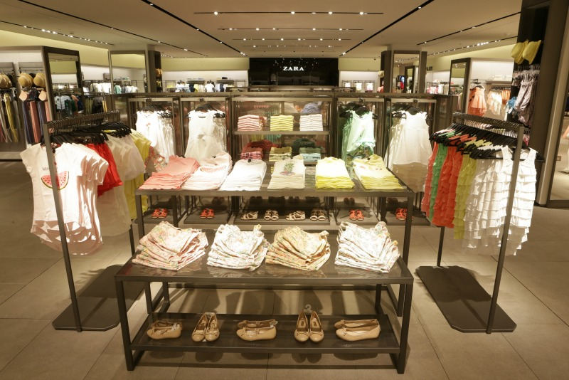 Newborn Babies Yesterday Zara Kids Bondi Junction Store Launch