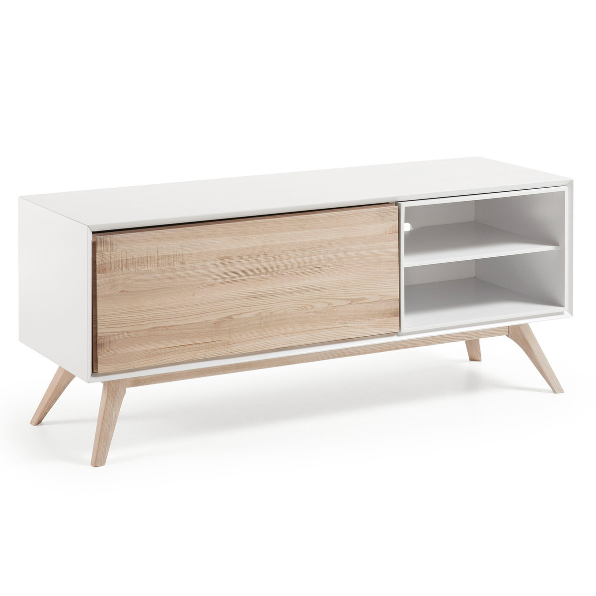 Meuble Tv Scandinave Bois Meuble Tv Scandinave 1 Porte Billy
