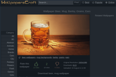 WallpapersCraft – high quality desktop backgrounds | Blog of Leonid Mamchenkov