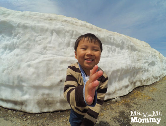 Travel Photos with the Yi Action Camera