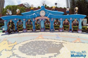 Snoopy's World, Hong Kong