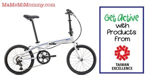 Get Active with Products from Taiwan Excellence