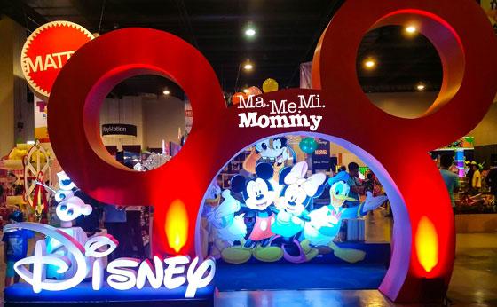Toy Expo 2014 Disney