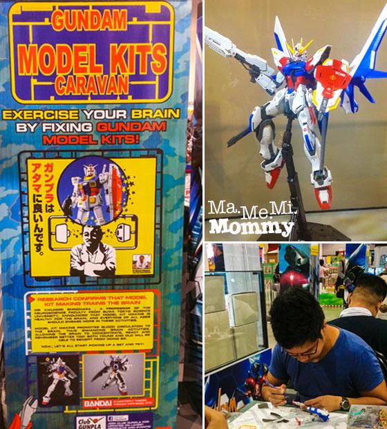 Toy Expo 2014 Gundam