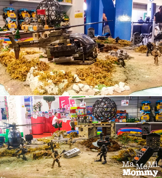 Toy Expo 2014 Call of Duty