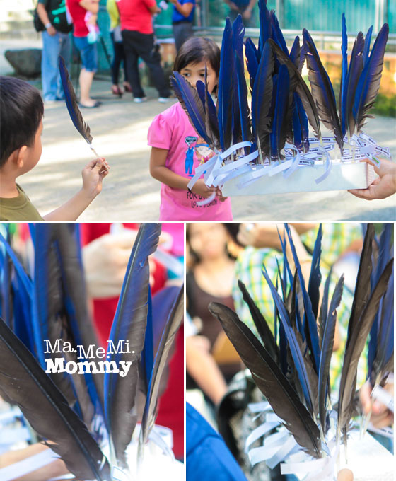 Souvenir Feathers